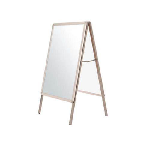 A Frame Double Sided Poster Stand