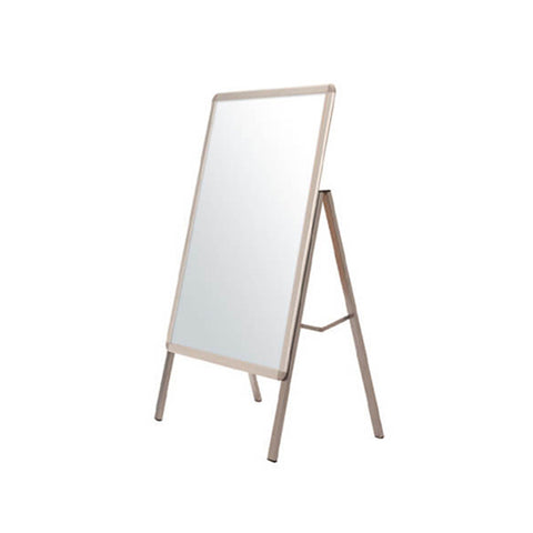 A Frame Single Sided Poster Stand
