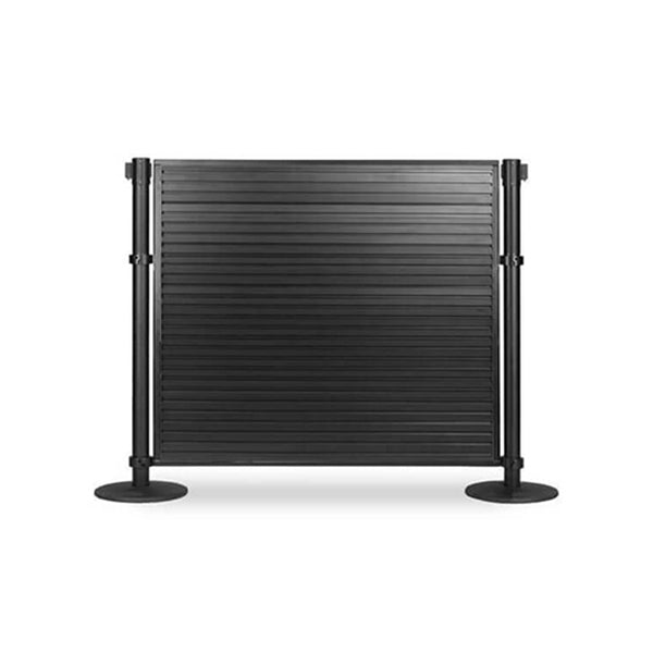 Extra Height Black Merchandizing panel