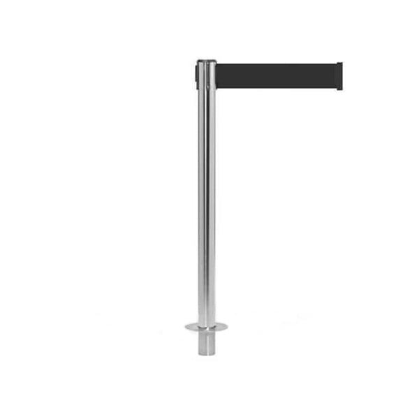 QueuePro 250 Removable Xtra: 11ft Premium Retractable Belt Barrier