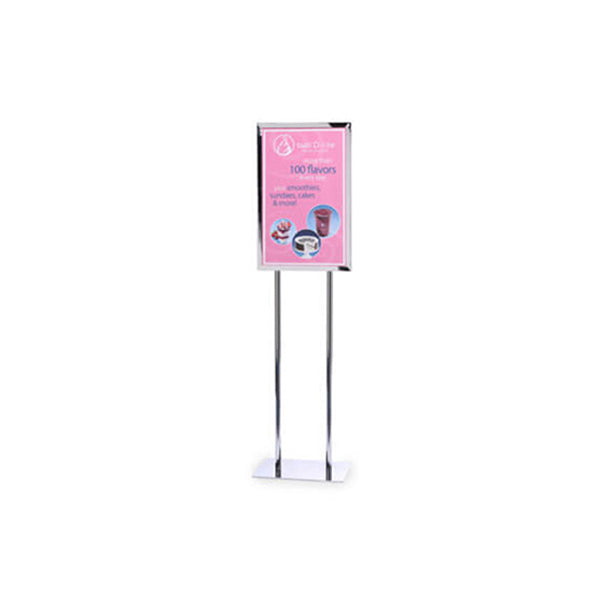 Single Frame Poster Stand 14 x 22
