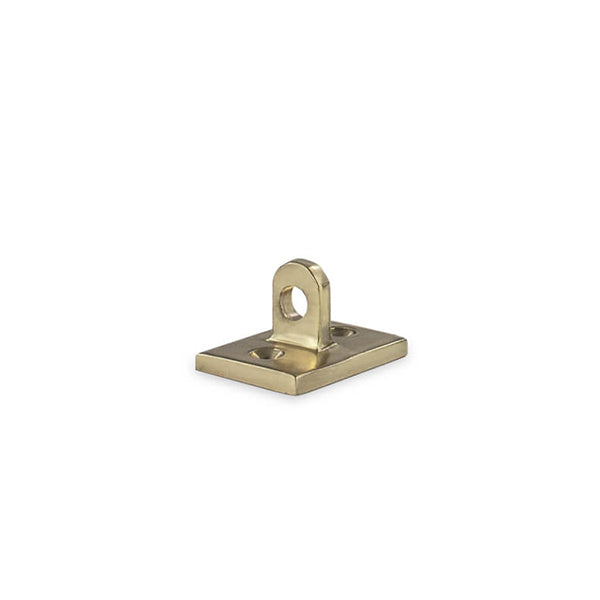 Wall Plate Small - Fits 1 Rope