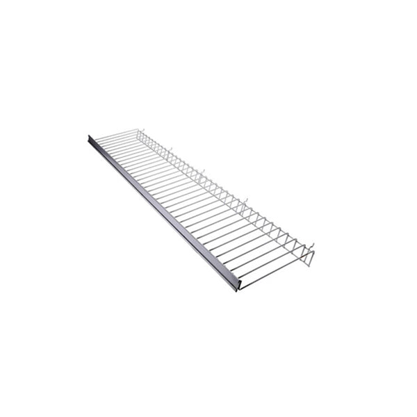 Wire Slanted Shelf - 49.5in x 9in