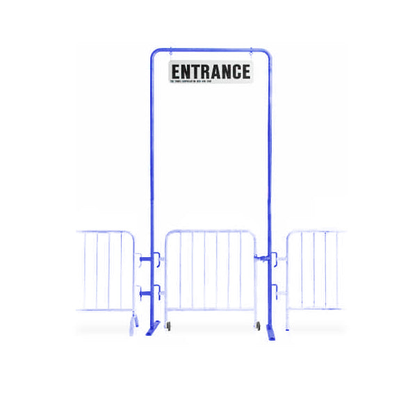 Blue Blockader 1M Arch Gate