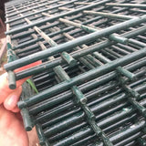 868 Double Wire Fence Low Carbon Steel Material High Strength Wonderful Shape