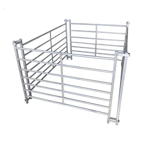 Horse Farm Metal 40mm Galvanization Corral Panel Fence