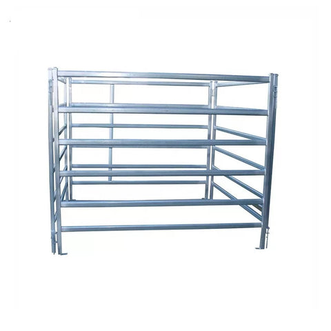 Hot Dipped Galvanized Corral Panel Fence Used Horse Panels With Long Life