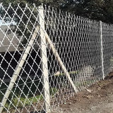 Reinforced Razor Wire Fence BTO Or CBT Style With Good Deterrent Effects