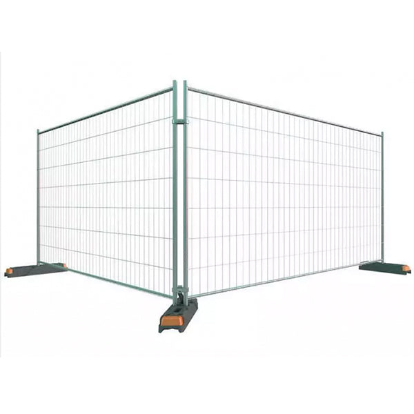 Elegant Design Temporary Security Fencing With 1800mm 2000mm 2100mm Panel Height