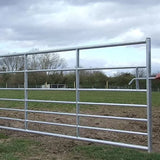40x80mm 1.8m Galvanized Metal Horse Fence Panels