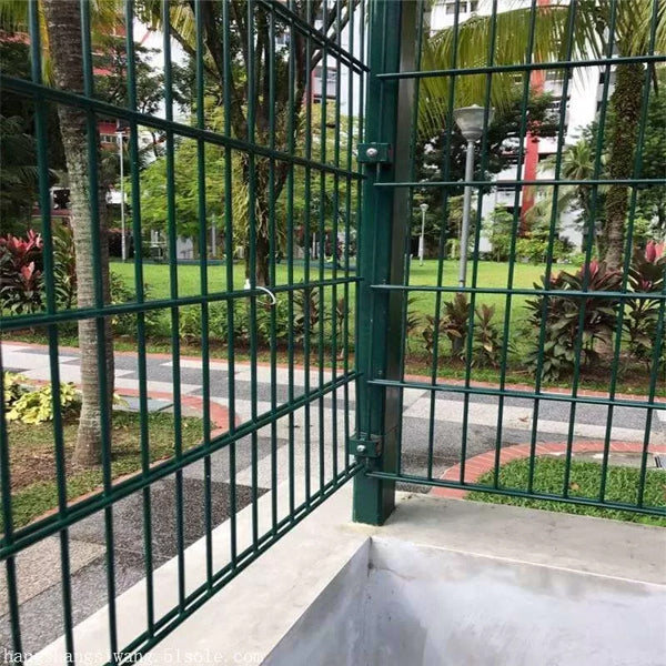 Attractive Appearance Powder Coated Steel Mesh Low Maintenance Easy Installation