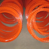 450mm Coil Diameter Razor Wire Fence Anti Theft High Security Beautiful Appearance