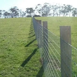 Bull Field Fence Panels Zinc Welded Type Anti Aging Corrosion Resistant