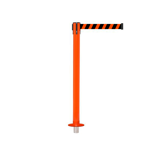 SafetyPro 300 Removeable: 16ft Premium Safety Retractable Belt Barrier