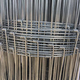 Wear Resistant Field Wire Fence Compact Structure Durable Customized Size