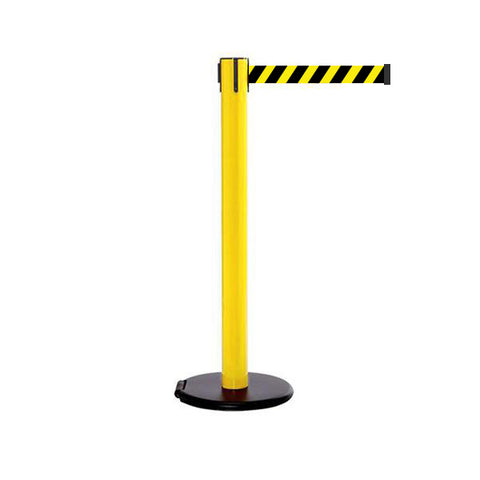 RollerSafety 250: 11-13ft Easy Deployment Retractable Belt Barrier