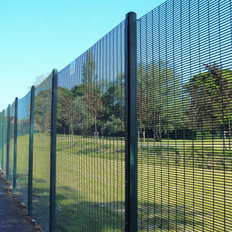 Commercial 358 Security Fence / Prison Electric Fence Convenient Installation