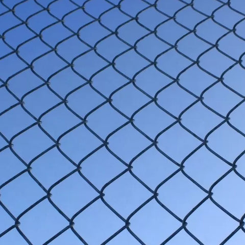 Corrosion Resistant 6 Gauge Chain Link Fence , Diamond Wire Mesh durable