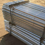 Farm Use Professional Galvanized Steel Fence Posts Black T Post Longlife