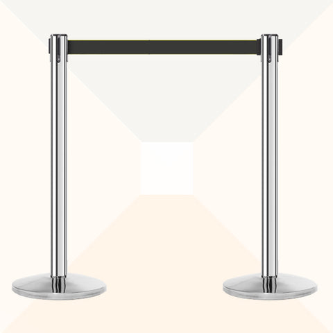Bundle of 2 Super Value Polished Stainless Stanchions
