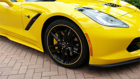 Gloss Yellow Rimstripes by Tapeworks