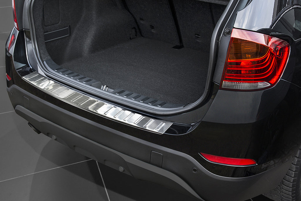 2012-2015 BMW X1 E84 - Stainless Steel Rear Bumper Protector