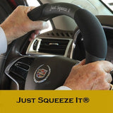 Steering Wheel Cover - Just Squeeze It ®