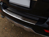 2009 - 2011 Mercedes-Benz ML W164 - Stainless Steel Rear Bumper Protector