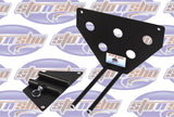 2013-2014 Ford Roush Mustang - Removable Front License Plate Bracket