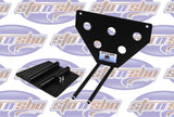 2007-2009 Ford Mustang Shelby GT/ California Special - Removable Front License Plate Bracket