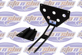 2005-2013 Corvette (C6) base model  - Quick Release License Plate Bracket