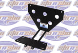 2014-2016 Mercedes E350 Luxury Coupe  - Quick Release Front License Plate Bracket