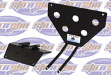 2007 Ford Mustang Saleen Parnelli Jones - Removable Front License Plate Bracket