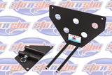 2015-2016 Corvette Z06/Z07 Stage 2 and Stage 3 ONLY - Quick Release License Plate Bracket