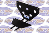 2015-2016 Ford Mustang Roush Stage 2 and Stage 3 (manual trans) - Removable Front License Plate Bracket