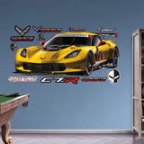 Corvette C7.R - Fathead Wall Art