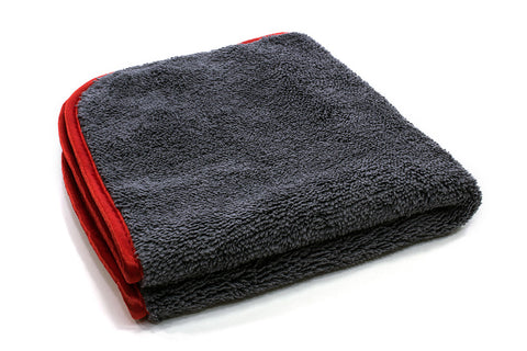 "Extra Fluffy Microfiber Quick Detail & Waterless Wash Cloth 16""x16"" 600gsm"