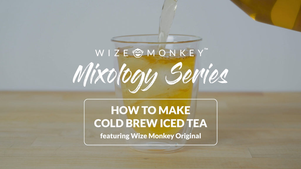 How to Make: Cold Brew Iced Tea