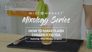 How to Make: Flash Chilled Iced Tea