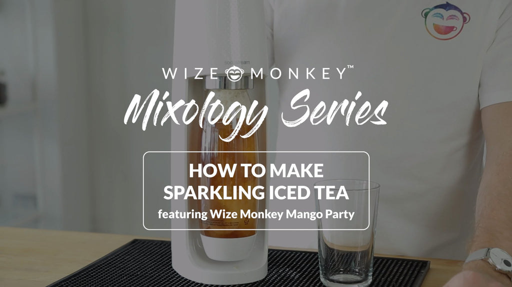 How to Make: Sparkling Iced Tea