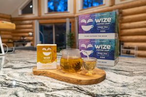 Wize Coffee Leaf Tea