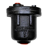 1 in NPT 13WS Air Eliminator, Cast Iron, Air, EPDM