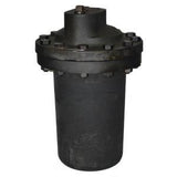 1 1/2 in NPT 215/22 Inverted Bucket Steam Trap, Cast Iron, with Stainless Steel Bucket, Bottom Inlet Top - Top Outlet, PMO 120 psig