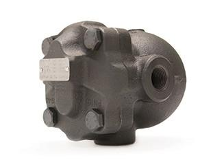 1/2 in NPT AE14S Air Eliminator, SG Iron (Stainless Steel Valve Head)