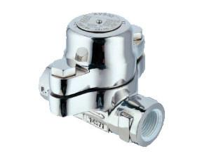 1/2 in NPT AVS32 Maintainable Air Vent, for Steam Systems, Stainless Steel