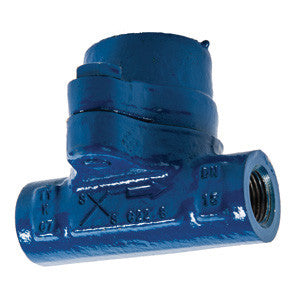 3/4 NPT BPC32 Balanced Pressure Thermostatic Steam Trap with Near-to-Steam Capsule, Carbon Steel