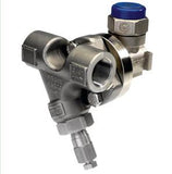 UTD52H Universal Thermo-Dynamic Steam Trap, Stainless Steel, High Capacity