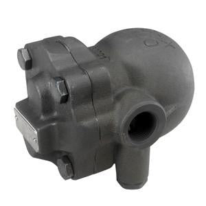 3/4 NPT IFT14-4.5B Float & Thermostatic Steam Trap, Ductile Iron, Spira-Tec Ready Connection