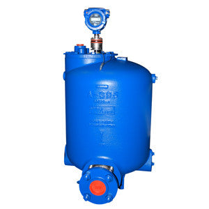 3 in x 2 in  NPT / ANSI 150 PTC Pivotrol Pump (0.9-1.0 SG), Ductile Iron, Stainless Steel Check Valves, NPT Cover, 1 Year Warranty / Million Cycles