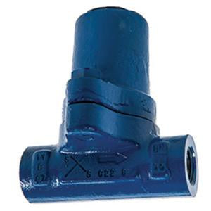 1 in NPT SMC32 Bimetallic Steam Trap, Carbon Steel, PMO 465 psig